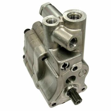 Replacing PARKER Axial Plunger Pump PV016R1K1T1NFFD Hydraulic Pump Motor PV016 Series